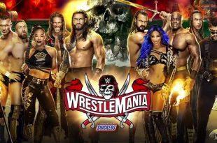 WWE WrestleMania 37 Live