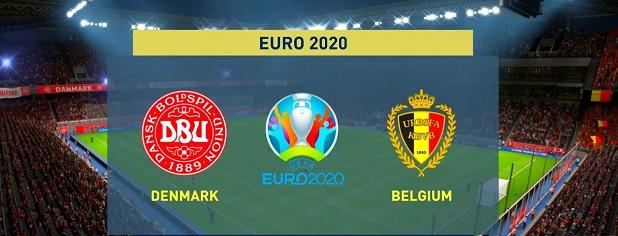 Belgium vs Denmark