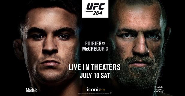 McGregor vs Poirier 3