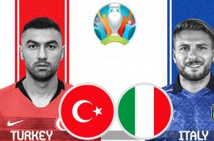 Italy vs Turkey Live