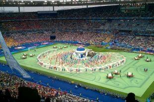 Euro 2020 Opening ceremony Live